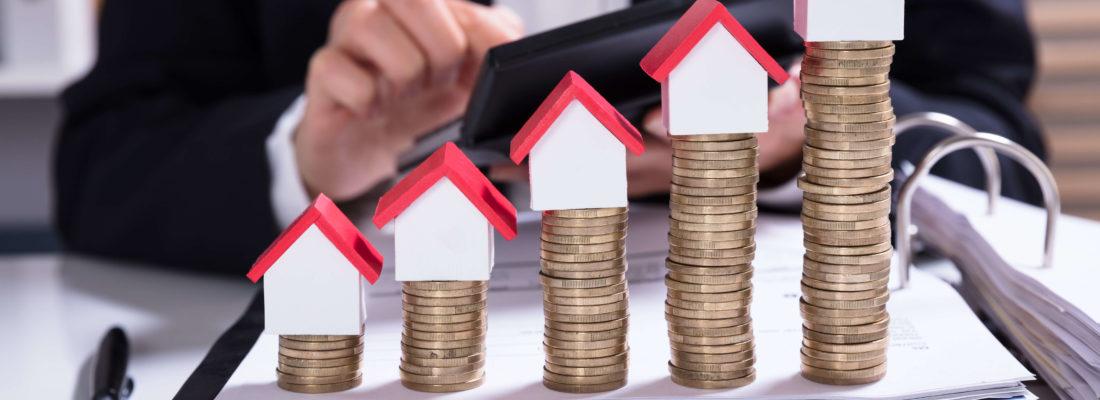 Wohnen in Deutschland - Preisentwicklung für Immobilien